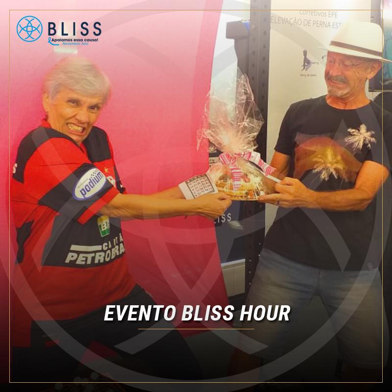 Evento Bliss hour